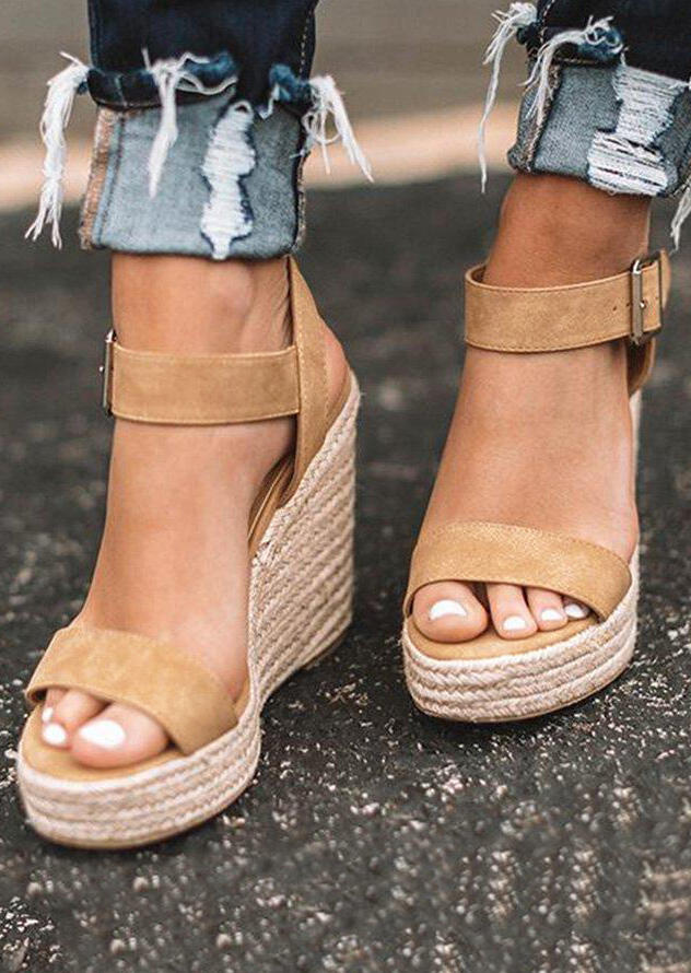 e3b01b34d5b5 Women's Wedges | Slippers,Sandals & More | Fairyseason