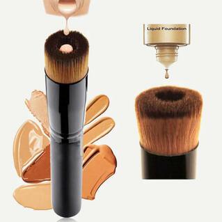 Makeup Liquid Foundation Brush - Black