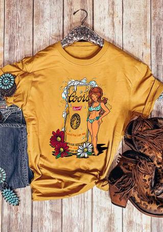 Women's T-Shirts & Tees | Printed,Vintage,Striped | Fairyseason