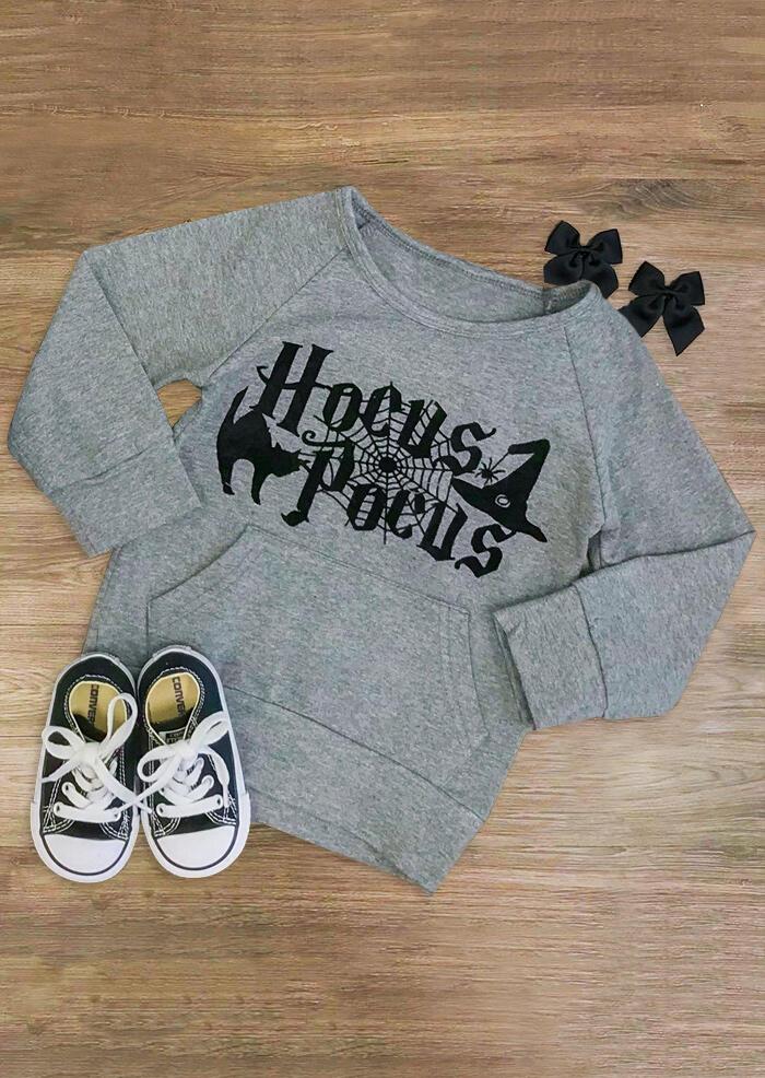 Mommy & Me Halloween Hocus Pocus Sweatshirt