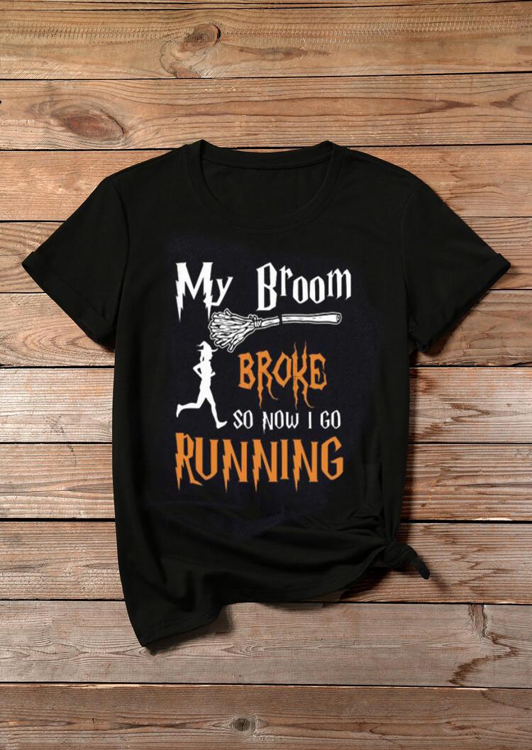 Tees_Tshirts_My_Broom_Broke_TShirt_Tee__Black_Size_SMLXL