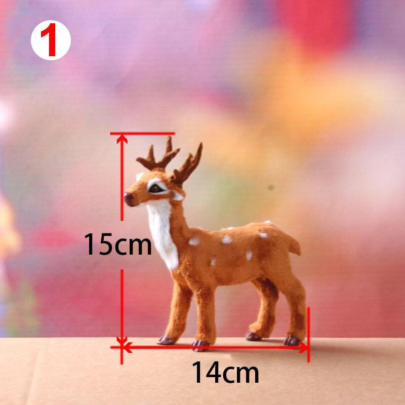 Christmas Simulation Reindeer Decoration