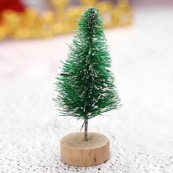 Mini Christmas Tree with Base