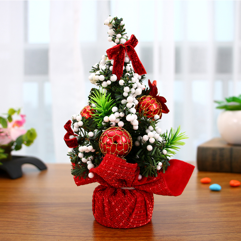 Mini Christmas Tree Table Decoration
