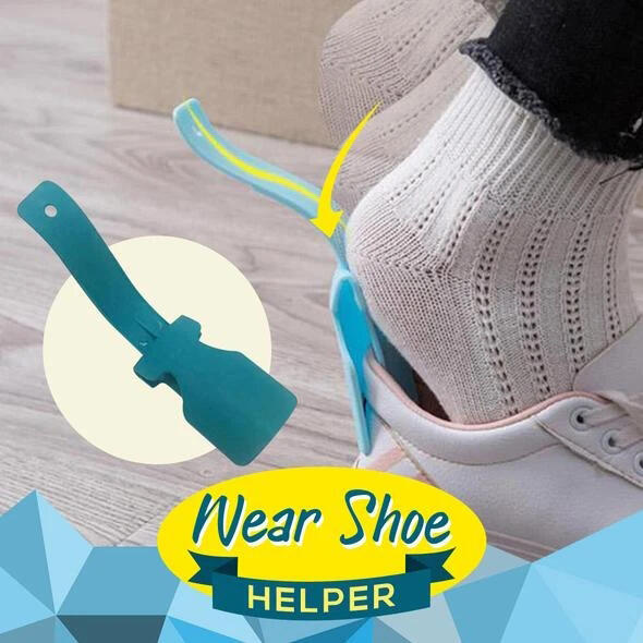 2 Pieces/Set Lazy Shoe Horn Shoe Lifting Helper