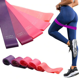 5 Pieces/Set Fitness Resistance Stretch Band