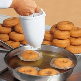 DIY Doughnut Baking Mold