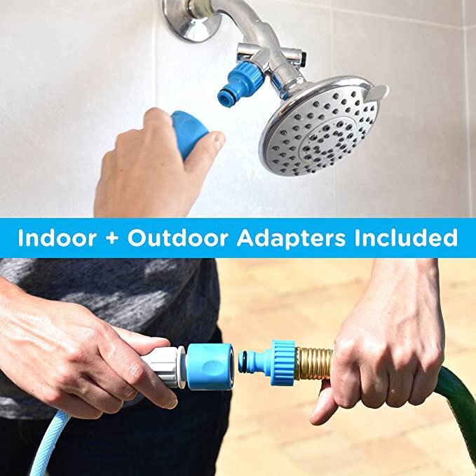 Adjustable Pet Shower Bath Glove