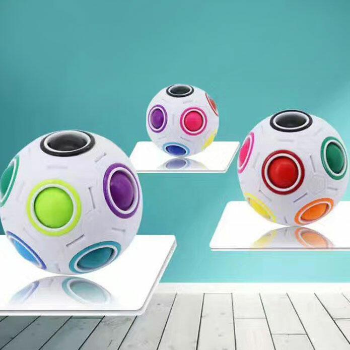 Funny Football Fidget Cube Toy фото