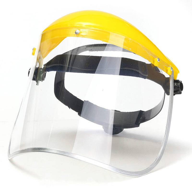 Kitchen Outdoor Anti-Splash And Anti-Smoke Face Shield