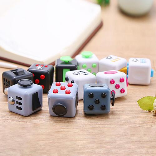 Six Magical Functions Games Cubes фото