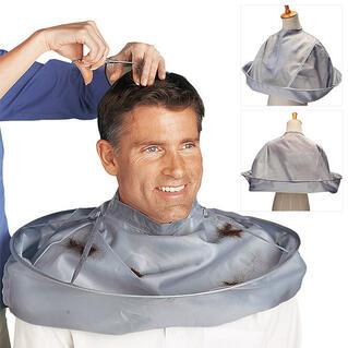 Hair Cutting Cloak Umbrella Cape
