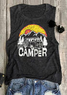 Happy Camper Casual Tank