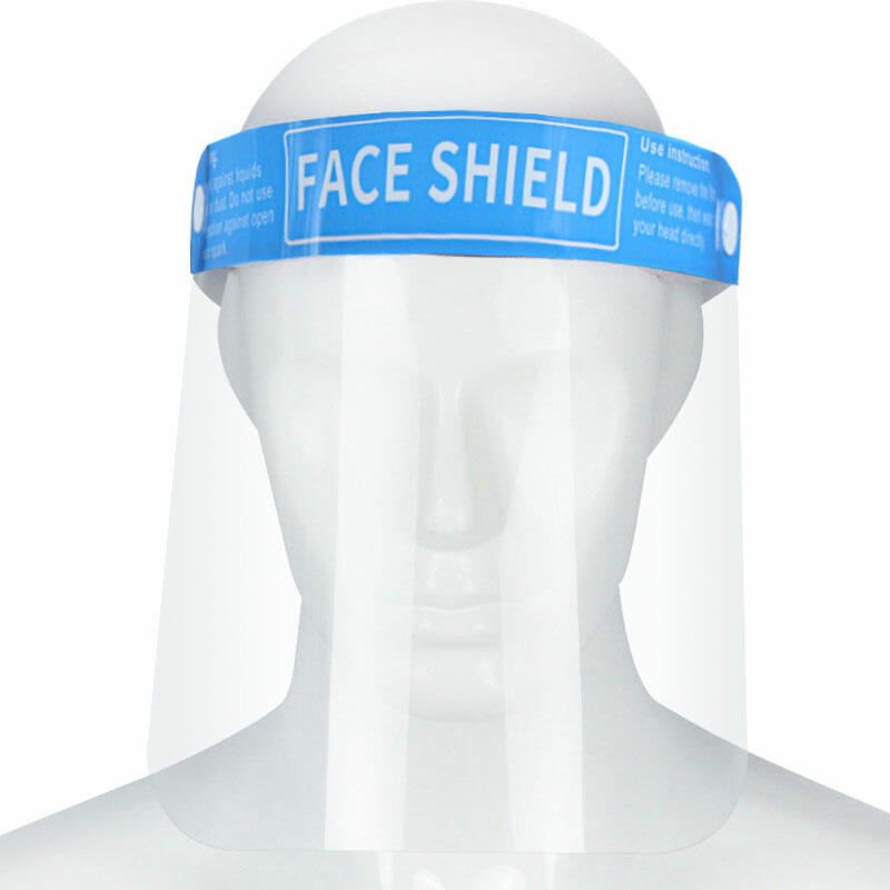 Fairyseason coupon: Splash-Proof Isolation Clear Face Shield