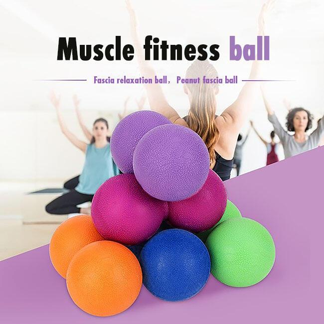 Yoga Fitness Sports Massaging Ball фото
