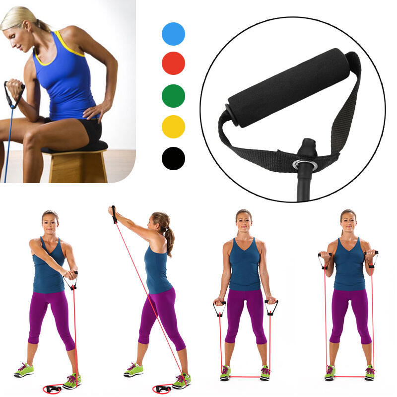 Fairyseason coupon: Portable Pilates Yoga Resistance Band