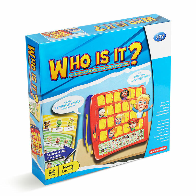 Guess Who Classic Board Game фото