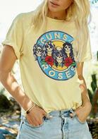 Guns N Roses T-Shirt Tee