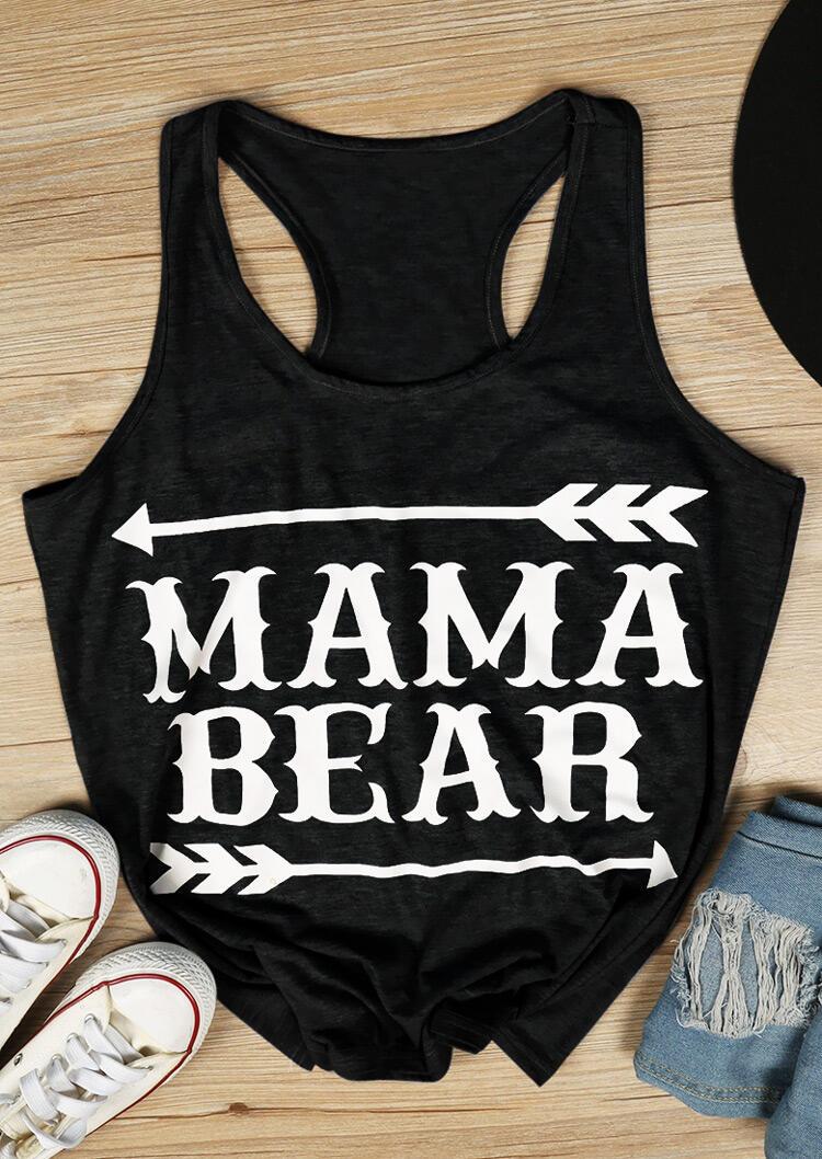 Mama Bear Arrow Tank фото