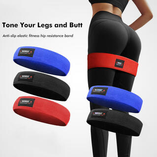 Exercise Training Elastic Hip Circle Glute Resistance Band