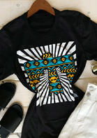 Geometric Thunderbird T-Shirt Tee