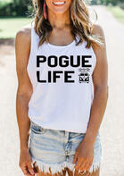Pogue Life O-Neck Tank