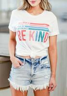 Be Kind T-Shirt Tee