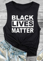 Black Lives Matter O-Neck Tank