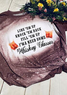 I'ma Need Some Whiskey Glasses T-Shirt Tee