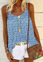 Floral Casual Camisole