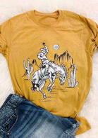 Cactus Cowboy T-Shirt