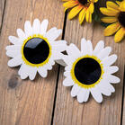Funny Sunflower Sunglasses