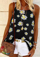 Daisy Floral Camisole