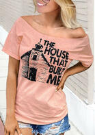 The House That Build Me Blouse