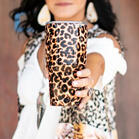 Leopard Tumbler Stainless Steel Travel Mug
