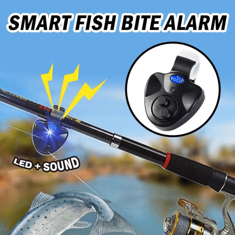 Smart Fishing Bite Sound Alarm Alert Bell