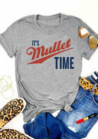 It's Mullet Time T-Shirt