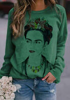 Frida Kahlo Floral Mexico T-Shirt