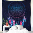 Dreamcatcher Mandala Lightweight Cozy Tapestry