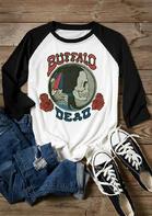 Day Of The Dead Skull Girl Rose T-Shirt