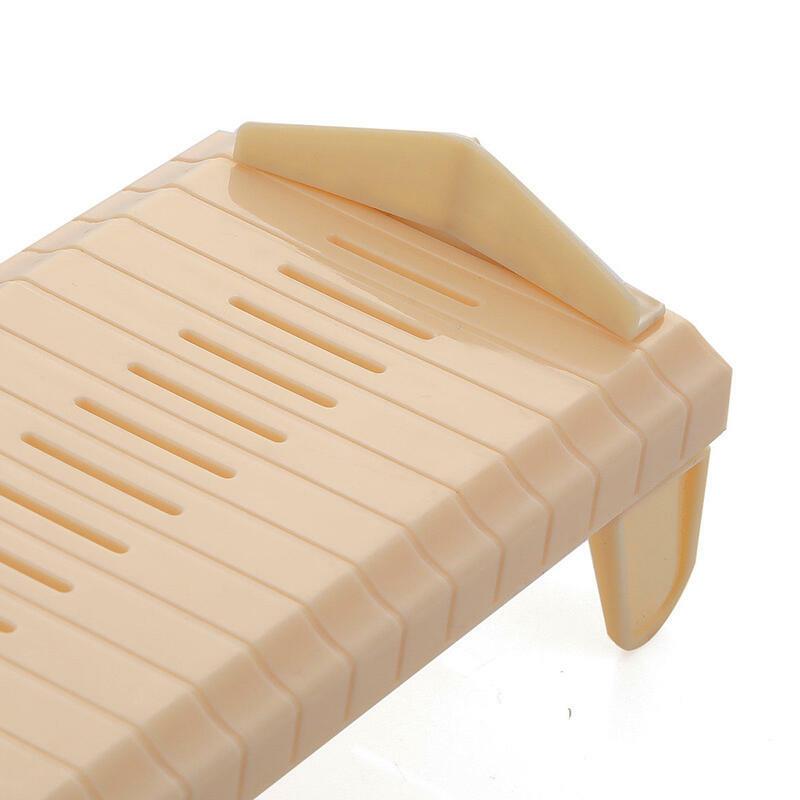 1Pcs Adjustable DIY Double Layer Shoes Storage Rack
