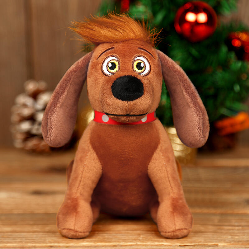 Soft Grinch Plush Stuffed Toy Doll