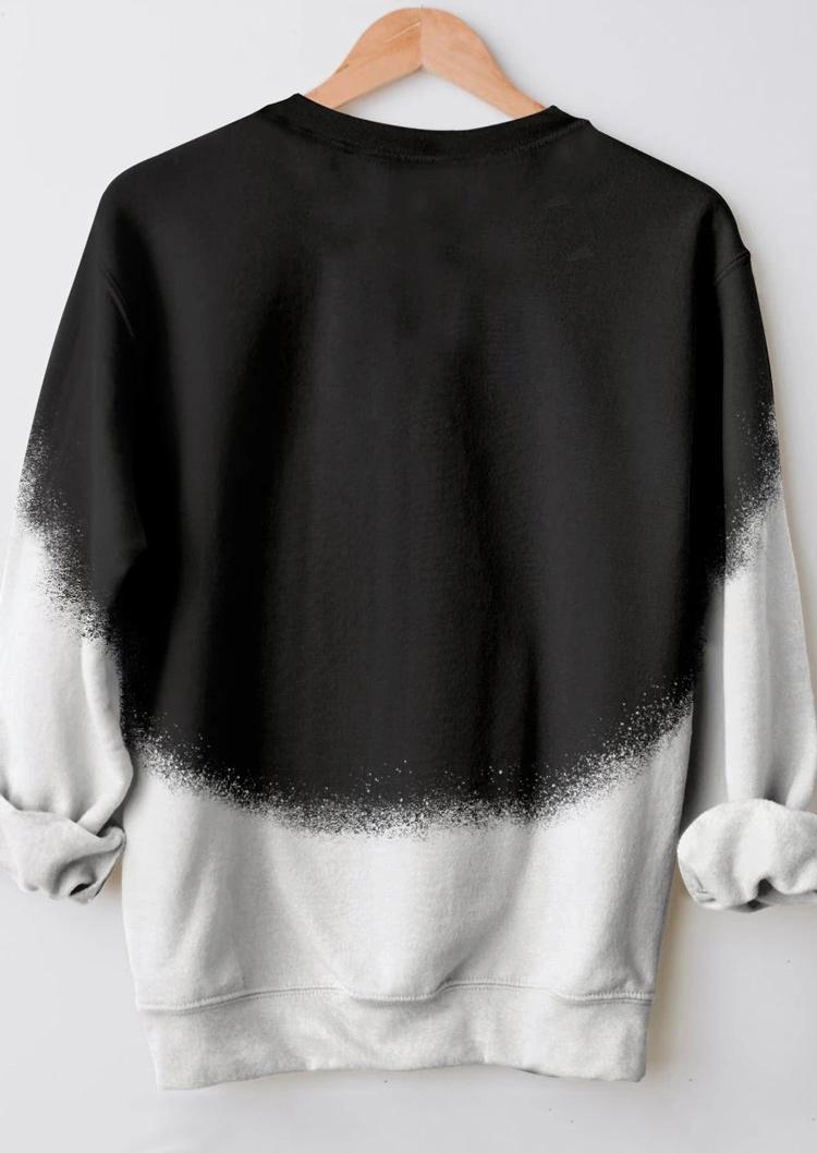 Halloween Witch Museum Pullover Sweatshirt - Black