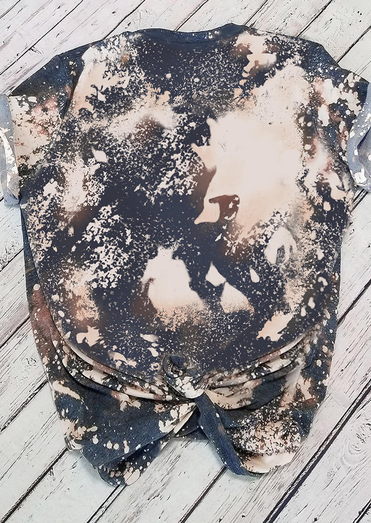 Pogue Life Outer Banks Bleached T-ShirtTee - Dark Grey