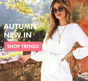 AUTUMN NEW IN