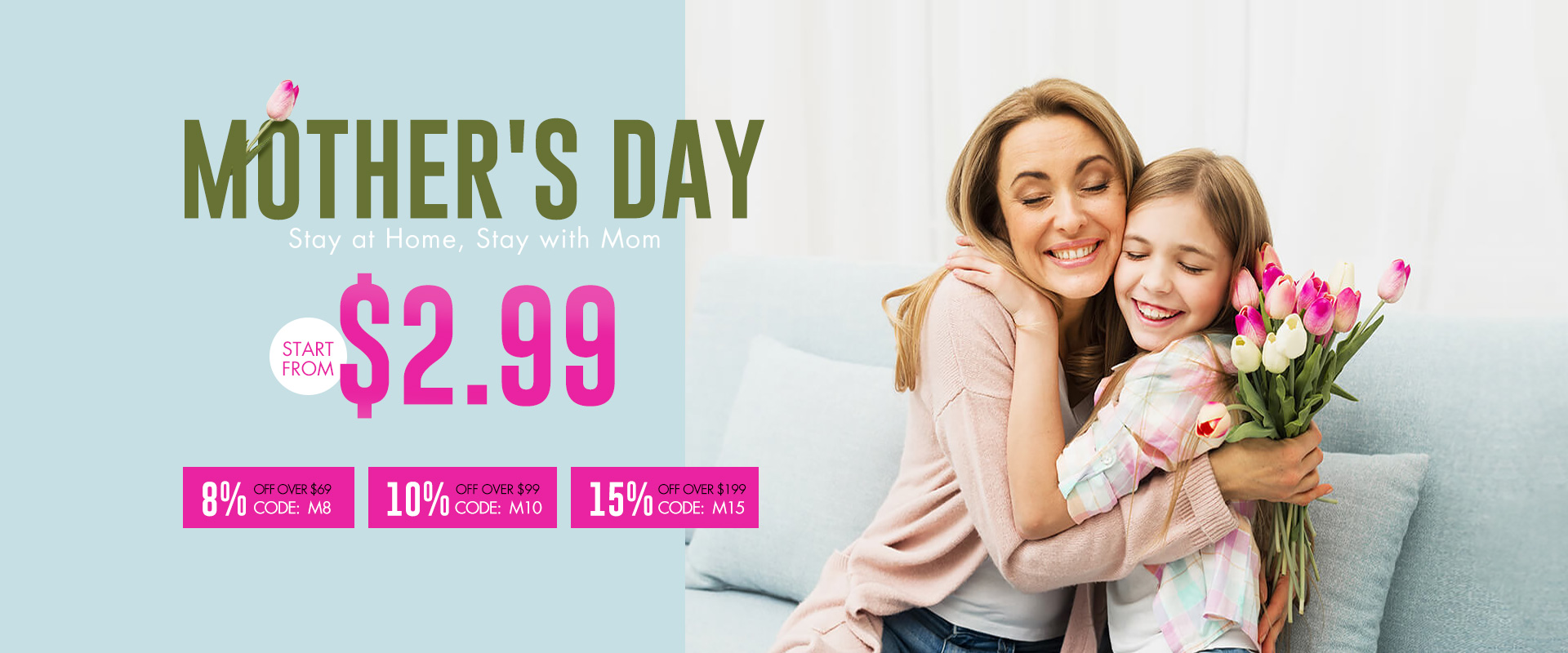 Shop Mother's Day 2020